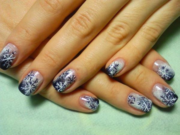 Как рисовать лаком на ногтях купить