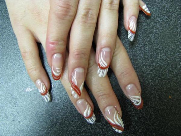 Как наращивать ногти 37